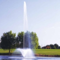 Фонтанная насадка Flare & Sky Geyser Nozzle Floating Fountain Titan 7 1/2 hp